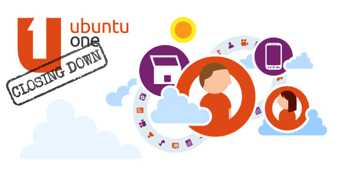 Ubuntu One Cloud Storage Service Will Shuting Down